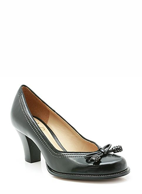 Clarks %100 Deri Klasik Ayakkabı Siyah